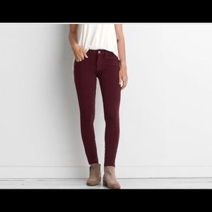 American Eagle Extreme Leggings Jeans
